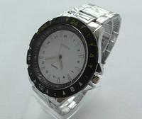 free & drop shipping 1pcs/lot retail new hot sales fashion men Stainless steel quartz Bracelet brand watch