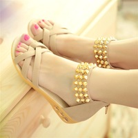2014 sweet casual fashion comfortable women's high-heeled wedges maternity shoes