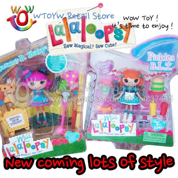 Кукла Lalaloopsy 8 brinquedos кукла lalaloopsy littles праздничная смешинка 539766