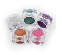Multi-color  cream multicolour waterproof eye shadow cream  /Shimmering Cream Eye Color/make up shadows cream