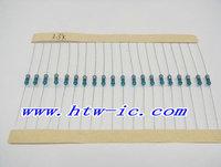 100pcs,   1/2W,  0.5W   1% Metal Film Resistor,chip , 7R5   7.5 ohm   & Free Shipping