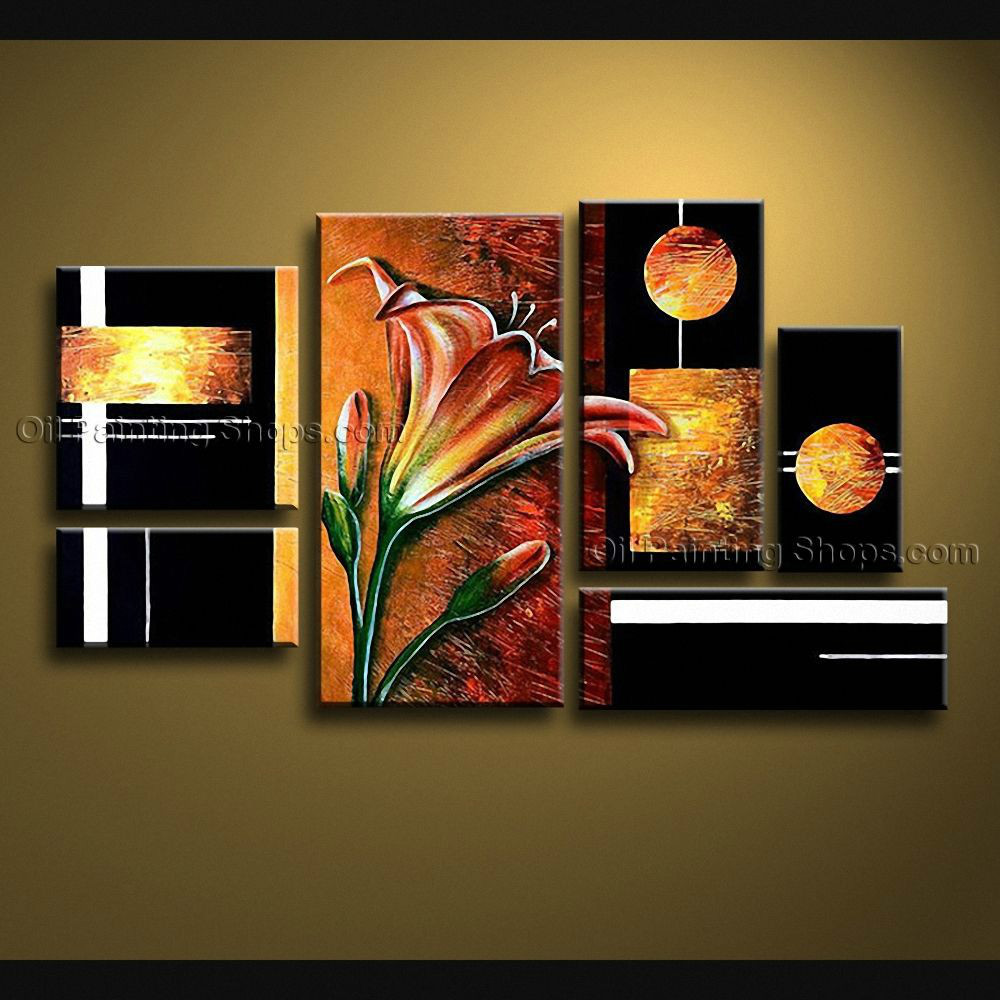 extra large canvas wall art contemporary for living room decorative