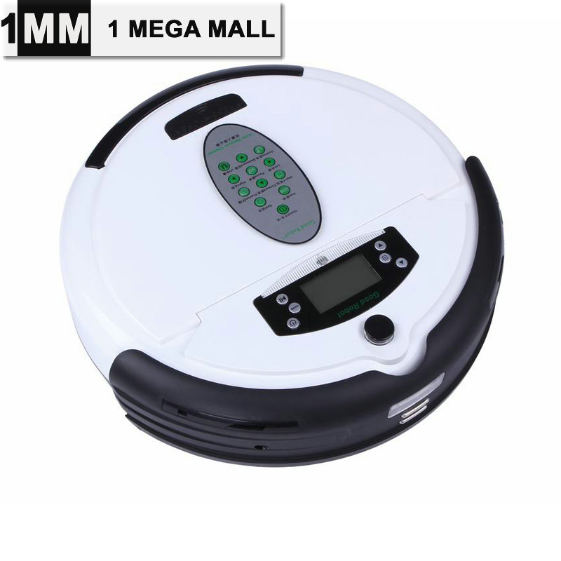 FREE EXPRESS MINI 5IN1 Sweep/suct/Mop/Sterilize Robot Vacuum Cleaner Multifunction,Remote Control,Screen,Schedule,Self Recharge(China (Mainland))