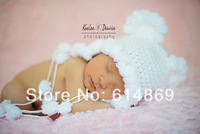 free shipping,NB-6years Infant Newborn Knit crochet baby hat  Photography Prop ,100% cotton