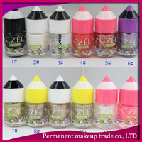 Nail polish manufacturer wholesale, new quality goods czel 60 color nail polish 3 piece/lot - free shipping