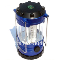 Free shipping  12 Led camp light hand crank lantern tent light camping light emergency light lamp dimming