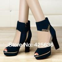 hot selling women pumps women shoes high-heeled shoes women shoes Genuine leather high heels
