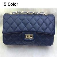 High quality Chain Bag woman dark blue messenger bags for women Classic le boy dark blue eur for ladies messenger bag Medium