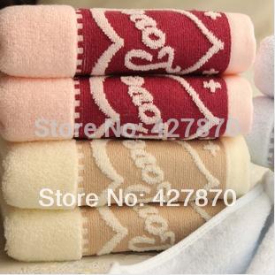 Hot new 100% Bamboo fiber bath towel set 100% cotton towel fibre jacquard bamboo towel gift set 4 picecs free shipping T007(China (Mainland))