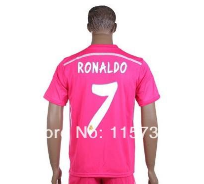 Real Madrid 2014 2015 Uniforms