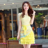 casual dress party dresses women dress women dress women summer dress Evergreen 2014 one-piece dress dress dresses