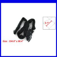 Free  shipping8.5 x 2.5 Meter Agricultural Anti Bird Net Mesh 10 Pcs