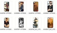 qwholesale 100% good quality popular mobile phone sets of 2014 global star idol Justin bieber case for iphone 5 5s 5g