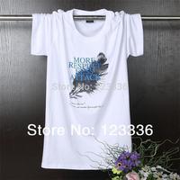 S- 5XL XXXXL XXXL XXL XL  6 Color big size t-shirt New 2014 Summer man brand t shirt hollistic men's t-shirt