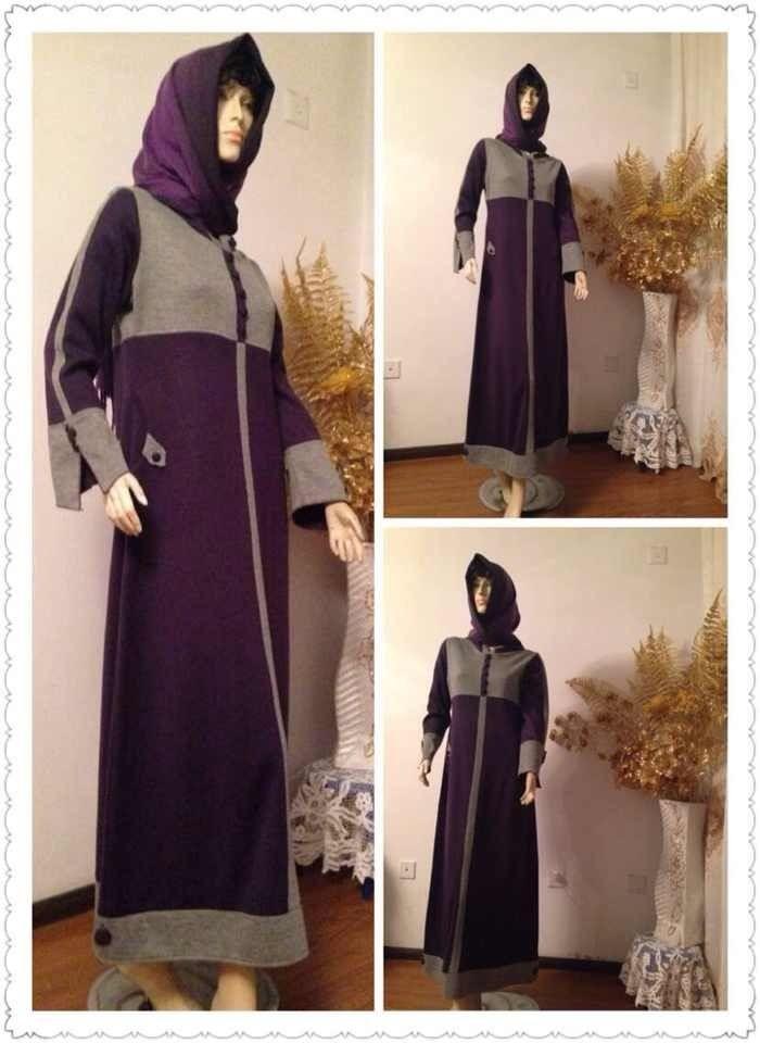 Vestido árabe abaya, konglek, de la mujer uno- pieza de vestir