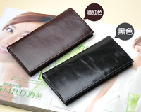 FREE SHIPPING 2014 HOT SELL  Leather Coin Wallet + Man Purse + Men Wallet + 100% Genuine Leather