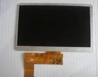 "Free shipping Original new 7"" inch for Huachuang For eroda GPS Navigation 40 pin Lcd screen Display Panel"