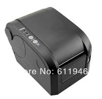 Free shipping by DHL 1pcs JiaBo GP3120T barcode printer label printers bar code machine label machine built,203dpi sticker