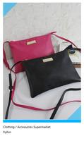 New 2014 fashion brand mango women's menssenger bag zipper solid MNG mini bag for women free shipping
