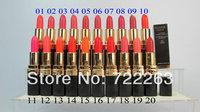 20pcs/lot New ROUGE COCO LIPSTICK 20 Diff colors