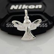 cheap silver angel