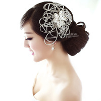 Free Shipping! Luxury Fashion Rhinestone  Bridal Tiaras Crown Wedding Hair Accessories Vintage Style HG262