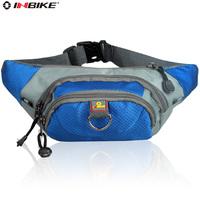 Inbike ride waist pack bicycle outdoor ride bag mountaineering bag portable messenger bag shoulder bag backpack