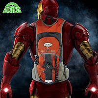 Doite6857 mountain bike ride backpack bicycle breathable backpack water bag pedestrianism off-road