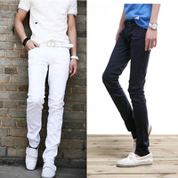 Mens Pant Trouser Cargo Leisure Long Pant Fashion Trending 2 Colors 4 Sizes J219