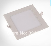 2014 hot sale new design factory low price square led downlight 3W/6W/9W/12W/15W/18W