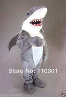 HOT SELL! shark mascot costume customized mascot animal costume school mascot fancy dress costumes