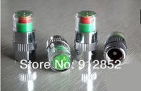 2.4bar Car Tire Pressure Monitor Valve Stem Cap Sensor Indicator Eye Alert  100packs = 400pcs/lot