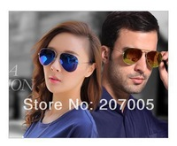 FREE SHIPPING  Hot Sell Sunglasses Aviator sunglasses High Quality  Fashion Sunglass Unisex Pilot sunglasses