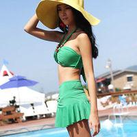 Free shipping New Women's Sexy Bikini Push-up Padded Bra Bathing Suit Swimsuit Swimwear M-XL