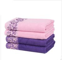 100% bamboo beach fibre towel face towels for adults wholesale 2pcs/lot Bamboo eiffel bath towel set NC577
