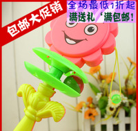 Sunflower rattle rattles, whisted belt ploughboys infant small toy puzzle stall small gift goods