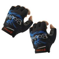 New 2014 Mountain Bike Cycling Gloves Luvas Para Ciclismo Black