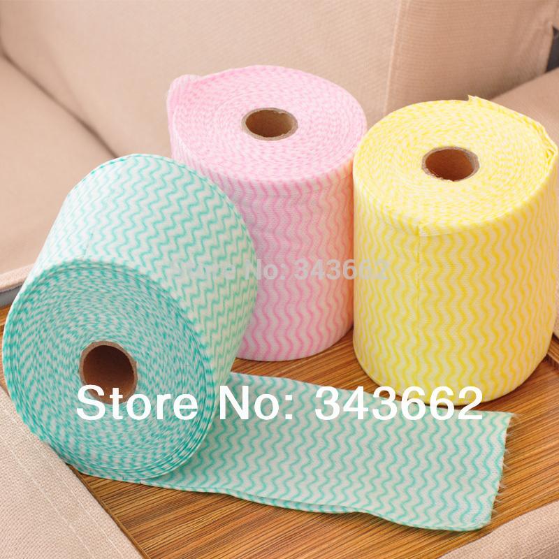 eco- amigável cosméticos toalha de limpeza limpe a mão rolo de papel weazands 3 20 metros(China (Mainland))