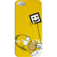 For iphone5 5s cases Simpson cell phone cases covers to i phone 5 5s