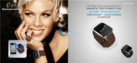 Free Shipping E6 Bluetooth Watch The Whole Network Bluetooth Fashion Watch  watch with blutooth , Smart Watch