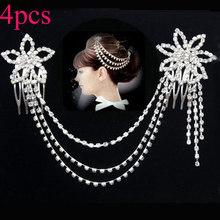 popular bridal hair accessories flower