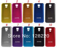 New arrival metal phone case for samsung galaxy s5 I9600,G900 back cover,free shipping