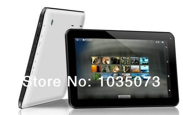 """10"""" Tablet PC 10 inch capacitive Screen Dual Core 3D Games Dual Camera 1.2GHz Android 4.2 HDMI 3G WIFI Tablets(China (Mainland))"""