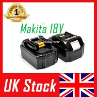 8X BL1830 Li-ion Battery For Makita 18v 3.0Ah Lithium BL1830 LXT400 BCL180W 1year warranty