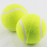 Sports and Recreation / Outdoors Sports / Ball Games / tennis ball Refined rubber, chemical fiber woolen