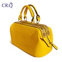shinny diamond doctor bag glossy patent leather version  big small bags leisure handbag stereotypes black,white,yellow,blue