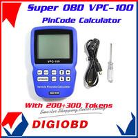 Lifetime Free Update! Immo Code VPC-100 Vehicle PinCode Calculator Car Key Code Reader VPC100 SuperOBD World's No.1 Locksmith