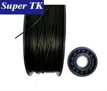 3D printer filament conductive black filament 1.75mm & 3.00 mm Hot sale