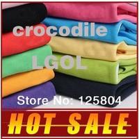 Women tee Laco Men t-shirt Men's Turn-down coller Short Sleeve Tee Shirts Quality Retai Wholesale crocodile LOGO summer shirts
