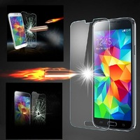 1Pc Premium Real Tempered Glass Film Screen Protector for Samsung Galaxy S5 SV i9600+Free Shipping
